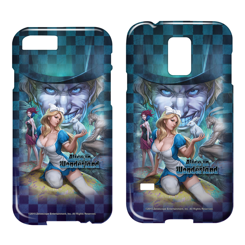 Zenescope Alice Smartphone Case Barely There (Samsung Galaxy S6) White Sgs6