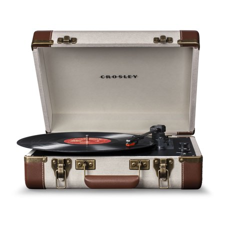 crosley cr6019a li plug in and play executive portable usb turntable record player with software. Black Bedroom Furniture Sets. Home Design Ideas
