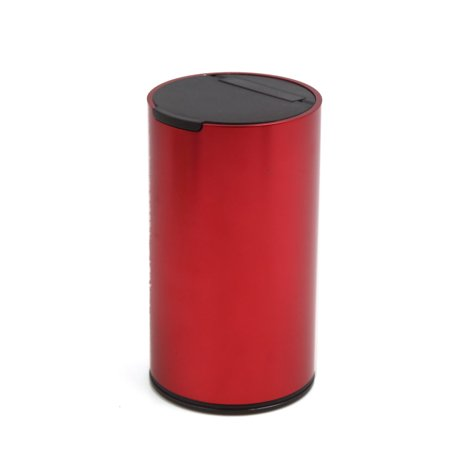 Red Aluminum Alloy Car Smoke Cigarette Ashtray Ash Cylinder Cup Holder - image 2 of 2
