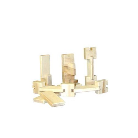 - Beka 06018 Little Builder Block Set: 18 Pieces Set