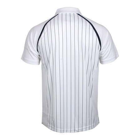 Best Men`s Heritage Pinstripe Tennis Polo deal