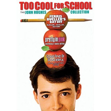Too Cool For School: The John Hughes Collection (DVD)