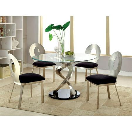 Hokku designs cannon 5 piece dining set for Hokku designs dining room furniture