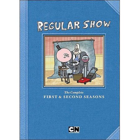 Regular Show: The Complete First & Second Seasons - New Regular Show Halloween