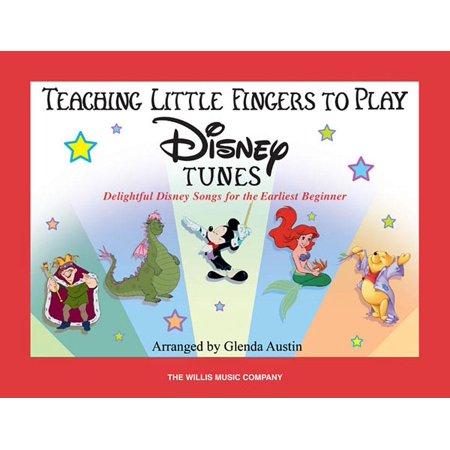 Teaching Little Fingers to Play Disney Tunes : Delightful Disney Songs for the Earliest Beginner for $<!---->