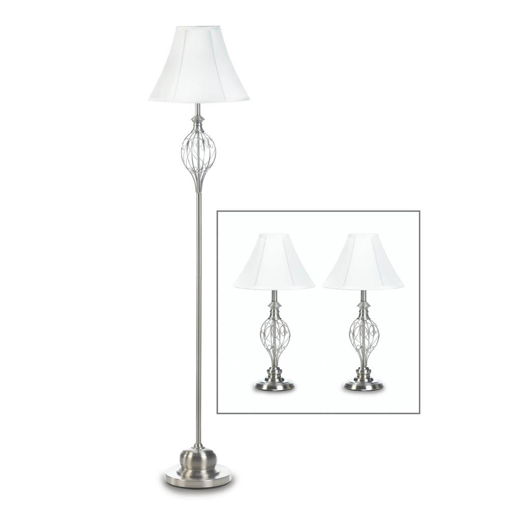 Floor Lamps For Living Room Table Lamps Sets For Living Room Three