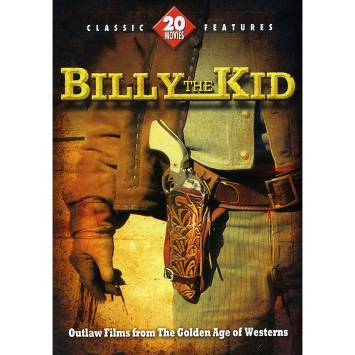 Billy the Kid 20 Movie Pack [DVD]