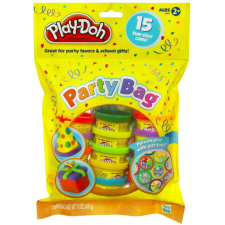 Play-Doh Party Bag Dough 15 ea (Pack of - Play Doh Party
