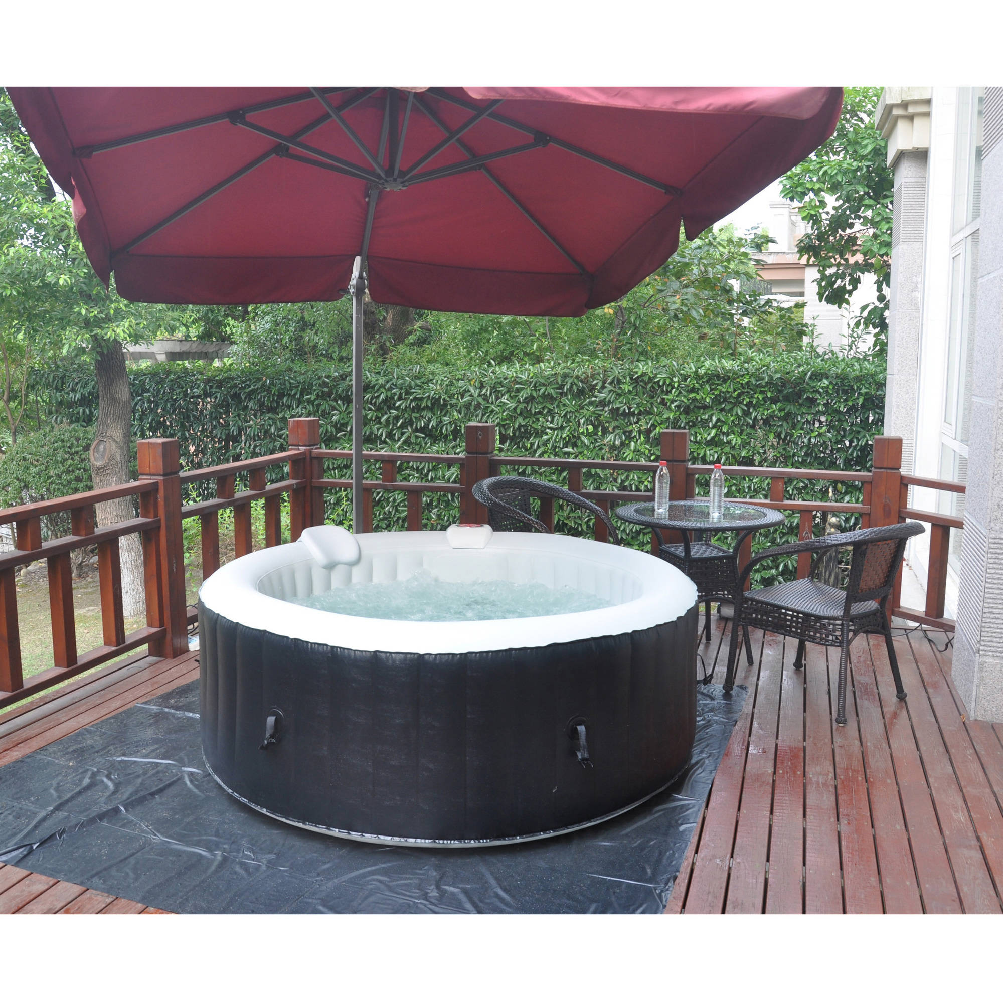 bb uhs play lifesmart reviews with select n plug home hot stainless b tub aquarest the spas outdoors saunas person depot and tubs
