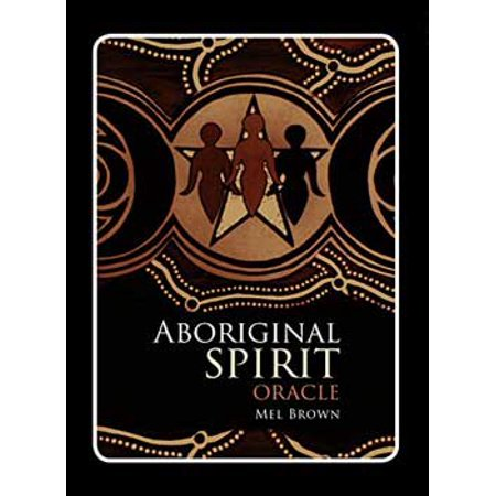 Tarot Cards Aboriginal Spirit Oracle Deck Navigate Your Consciousness Towards Empowerment and Self Healing Fortune Telling Tool by Mel Brown - Mysterious Fortune Cards