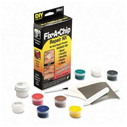 Master Quick 20 Fix-a-chip Repair Kit - 1/kit - Assorted (MAS18084)