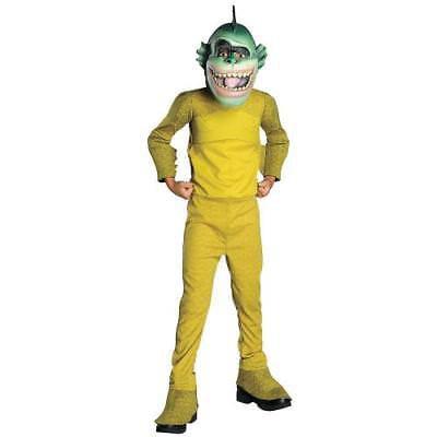 IN-13596222 Monster Vs Aliens Missing Link Boys Halloween Costume BOYS 8-10 (Le Halloween Tv Links)