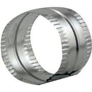 Lambro 244 Four-Inch Aluminum Duct Connector/Fastener
