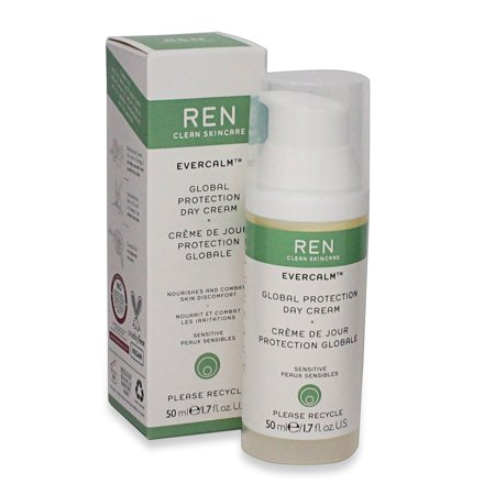 Shin Protection (REN Skincare Clean Skincare Global Protection Day Cream 1.7 Oz )