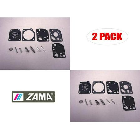 Zama 2 Pack RB-48 Carburetor Repair Kits # RB-48-2PK - image 1 of 1