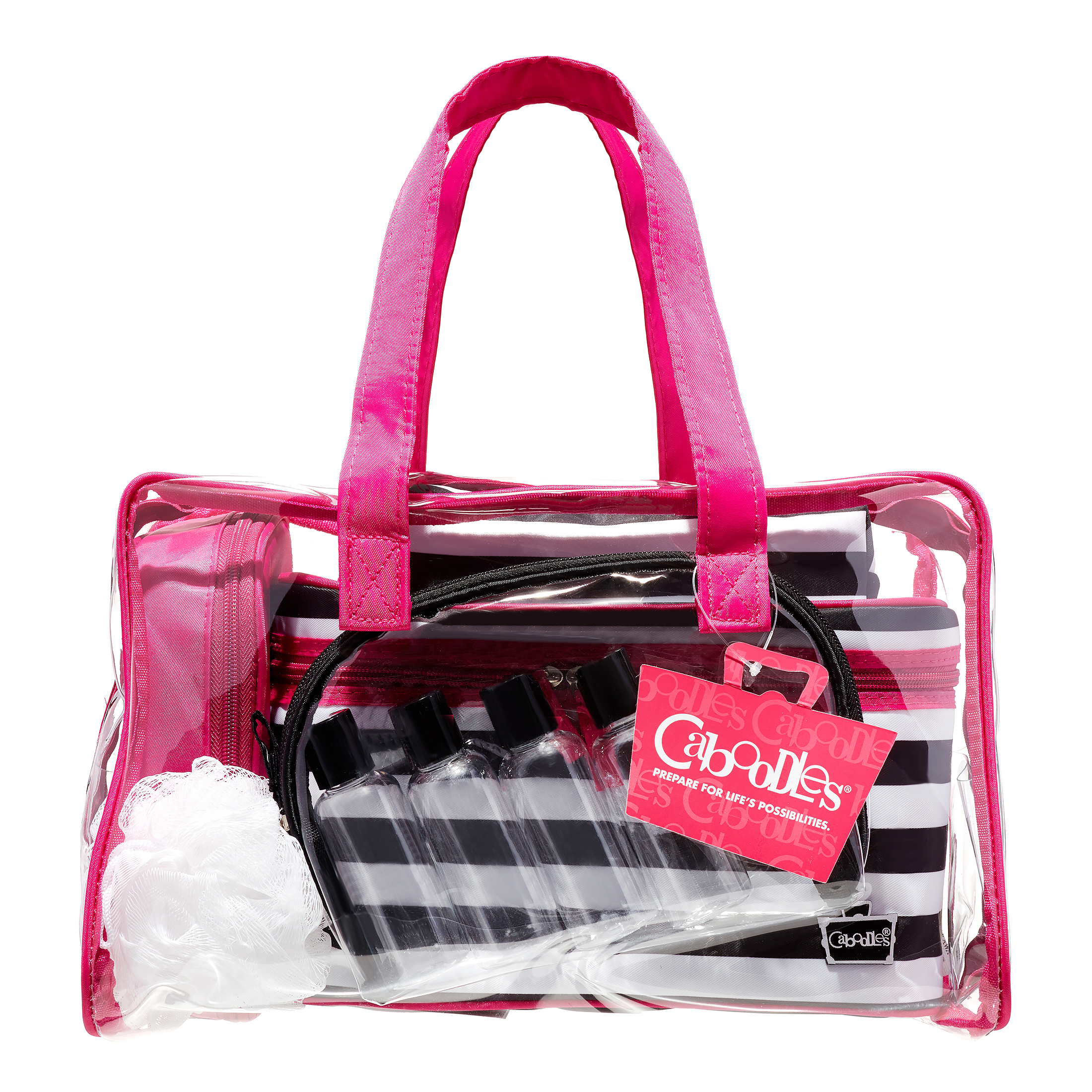 Caboodles Le Sophistique Ten Piece Cosmetic Bag Set