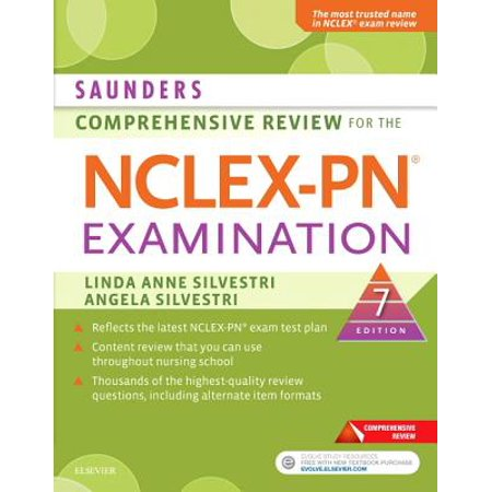 Saunders Comprehensive Review for the Nclex-Pn? (Best Nclex Review 2019)