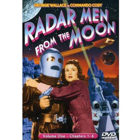 Radar Men From The Moon: Volume 1 (Full Frame)