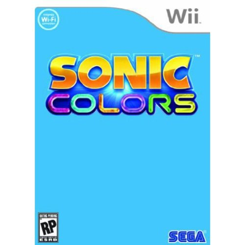 Sonic Colors (Wii)