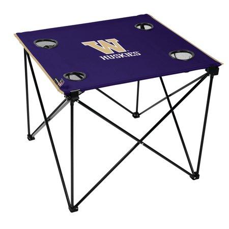 Rawlings Washington Huskies Deluxe Tailgate Table - No Size