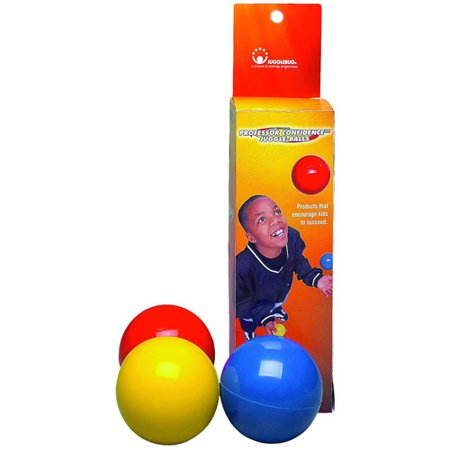 Sportime Professor Confidence Juggling Balls, Set of 3