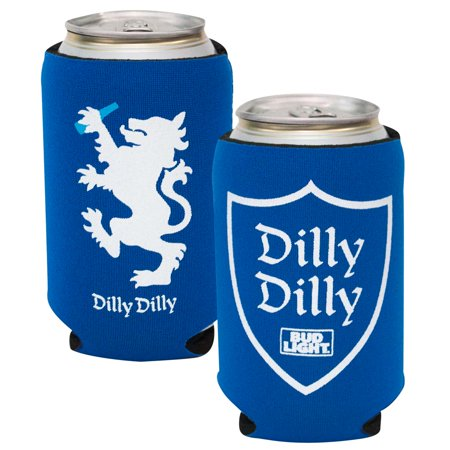 Bud Light Dilly Dilly Can Cooler (Bud Ice)