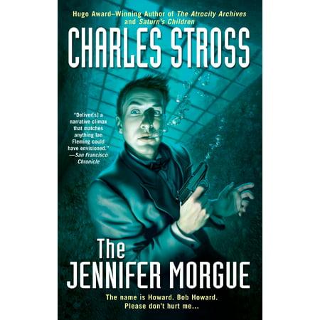The Jennifer Morgue - Morgue Sign