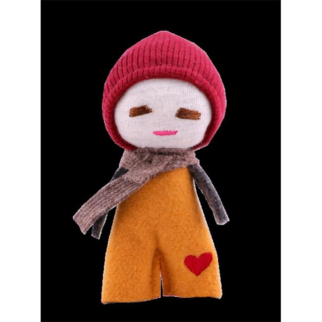 PocketPeople 404 Love Tribe Sam Doll, Set of 6