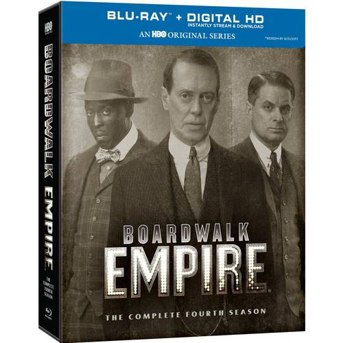 Boardwalk Empire: The Complete Fourth Season (Blu-ray   Digital HD)