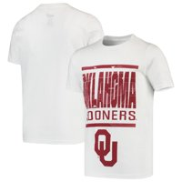 Oklahoma Sooners Youth Go For It T-Shirt - White