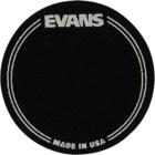 EQ Single Pedal Patch, Black Nylon