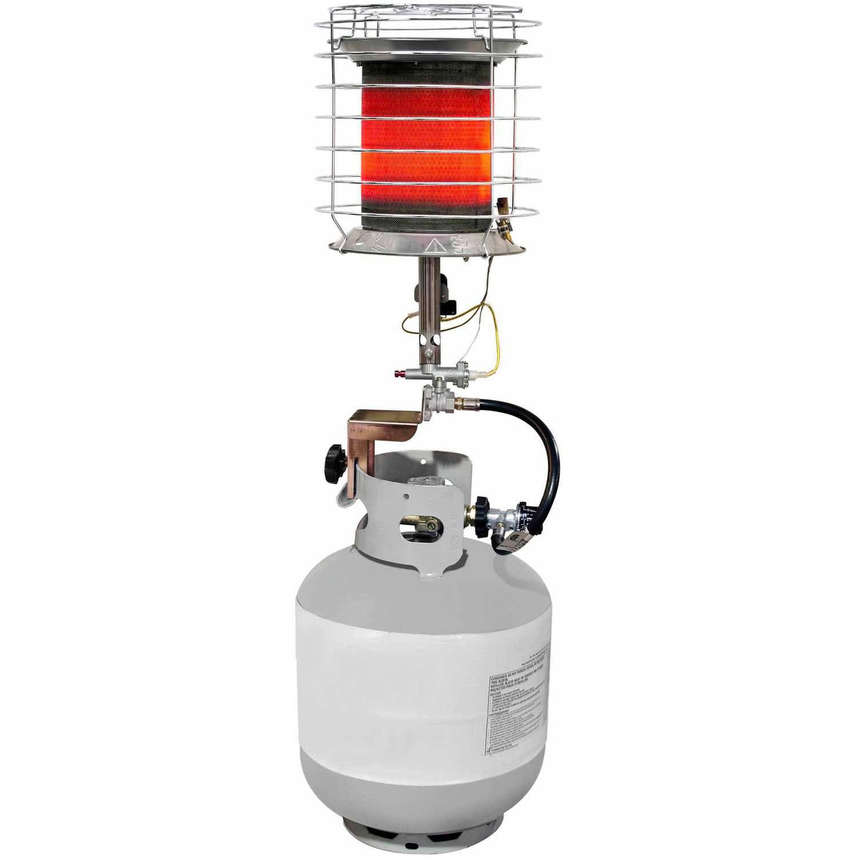 Dyna-Glo 40K Liquid Propane 360-Degree Tank Top Heater