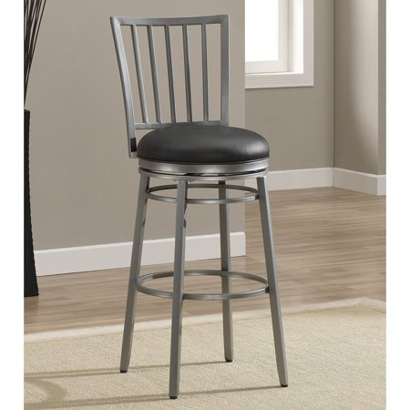 AHB Easton Bar Stool - Flint