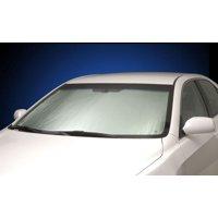 Intro-Tech Silver Custom Sunshade For 2011 - 2013 Jeep Grand Cherokee Laredo