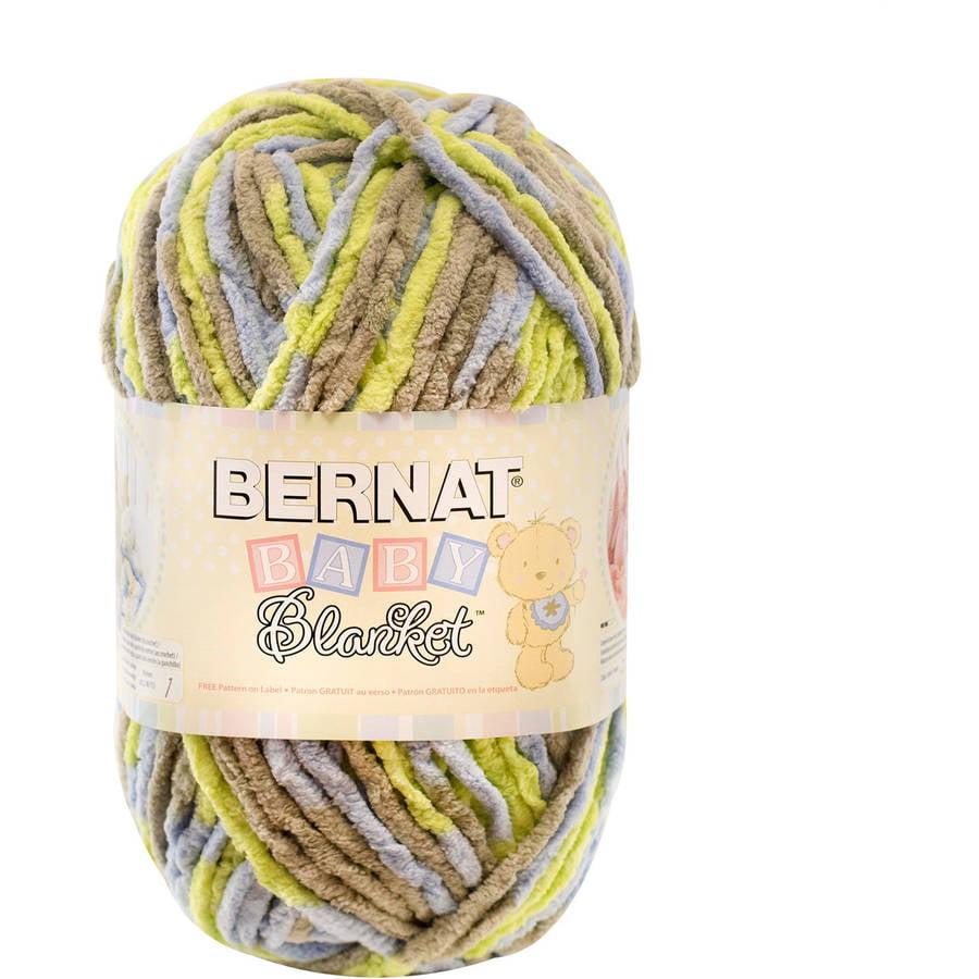 Baby Blanket Big Ball Yarn