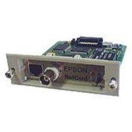 - EPSON C823572 TYPE B ETHERNET INTERFACE CARD RJ45 COAX C823572 - Epson Print Server