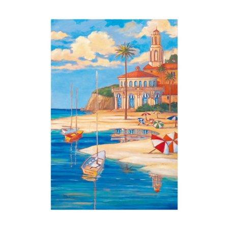 Beach Club II Print Wall Art By Paul Brent