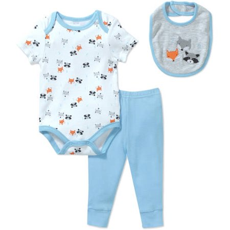 1ff23be56 UPC 017036437519 - Rene Rofe Baby Newborn Boy 3pc Bodysuit