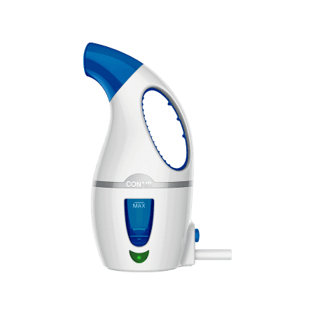 Conair GS2 Complete Steam Fabric Steamer for Travel, College, Apartments and Dorms; 1110W;