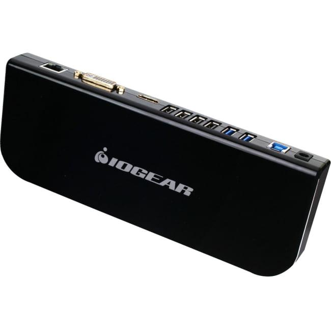 IOGEAR USB 3.0 Universal Dock Station by IOGEAR
