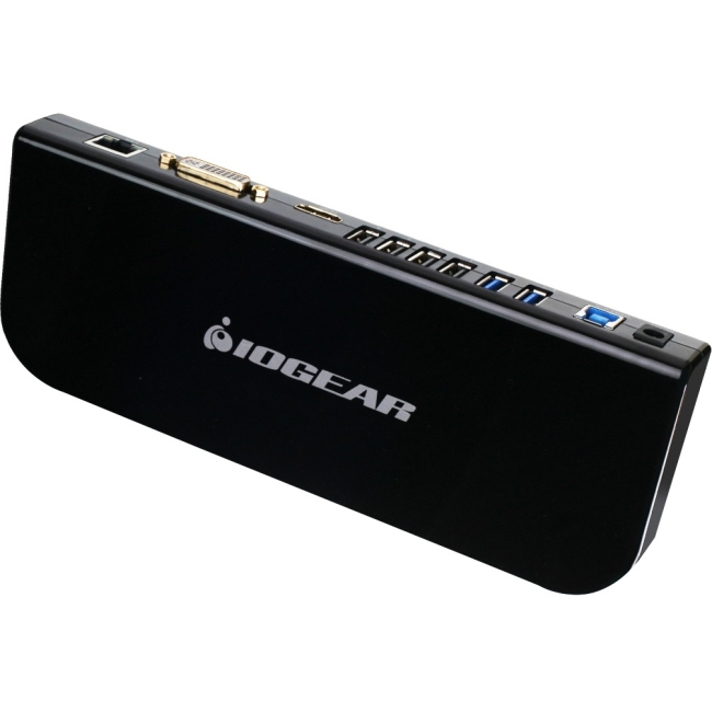 IOGEAR USB 3.0 Universal Dock Station