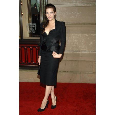 Liv Tyler At Arrivals For Cartier Declare Your Love Day Vip Cocktail Reception Cartier Store New York Ny June 08 2006 Photo By George TaylorEverett Collection (Love Culture New Arrivals)