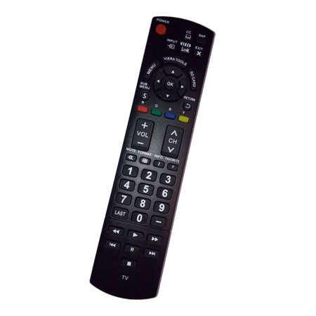 Replaced Remote Control Compatible for Panasonic TCL32C3 TC-42PX34 TCL42U30 TC-L42E30 TC50PX34 TC-P5032C Plasma TV