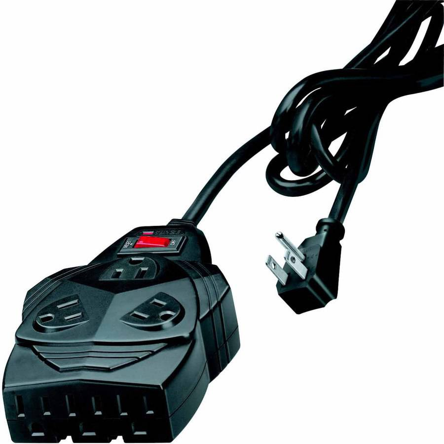 Fellowes 8-Outlet Mighty Surge Protector