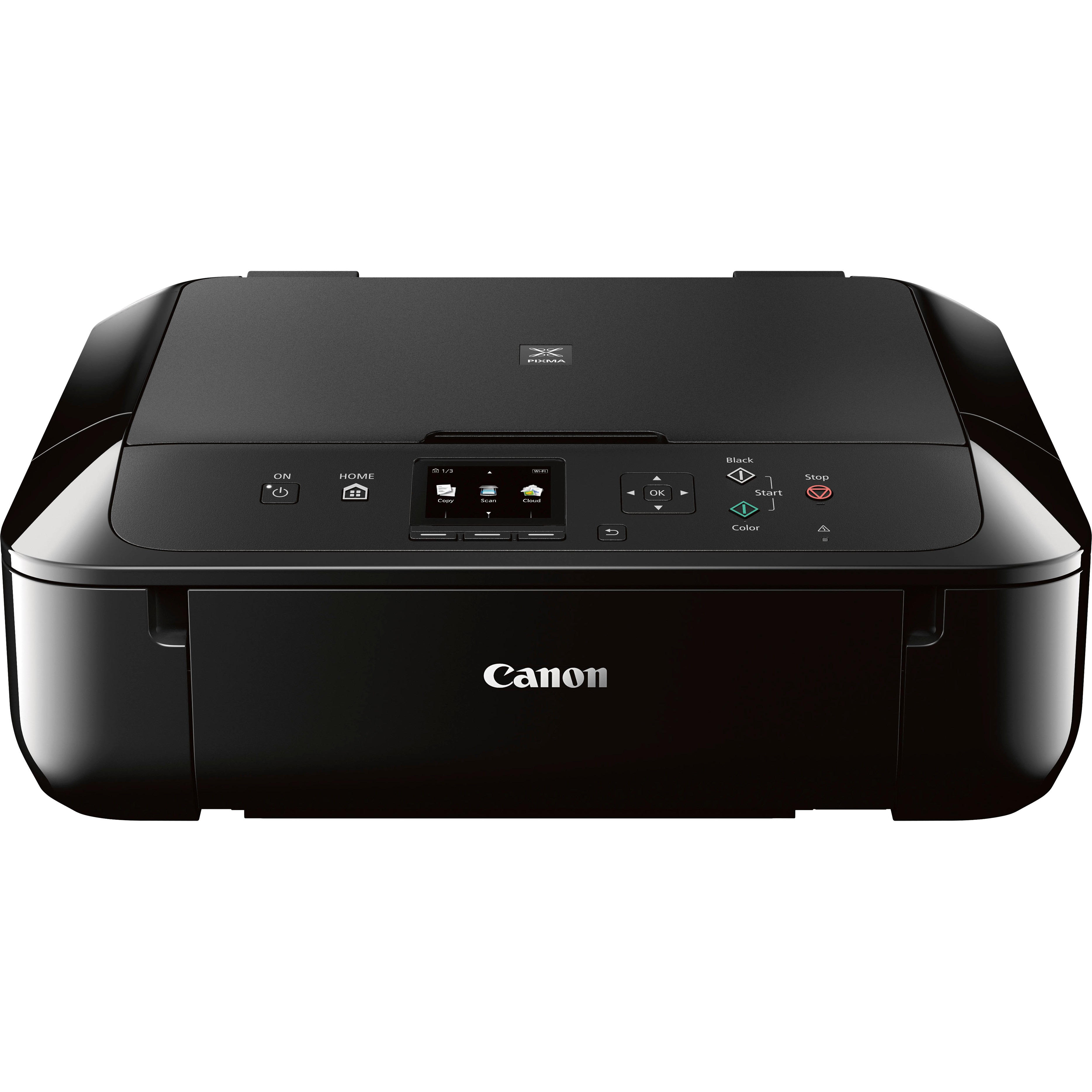 Canon PIXMA MG5720 Wireless Photo All-In-One Inkjet Printer,  Copy/Print/Scan - Walmart.com