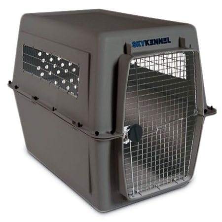 Petmate 48 In Sky Kennel 90 125 Lb Big Dog Ventilated