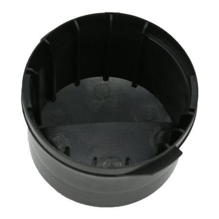 2260502B Refrigerator Water Filter Cap Replacement for Maytag MSD2574VEW10 Refrigerator - Compatible with WP2260518B Black Water Filter Cap - UpStart Components Brand - image 4 of 4