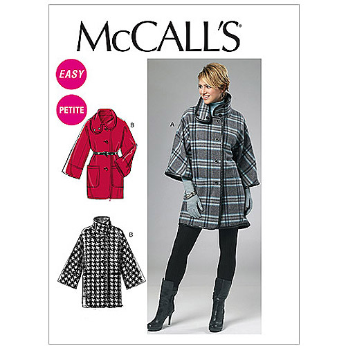 McCall's Pattern Misses' and Miss Petite Unlined Jackets, Y (XS, S, M)