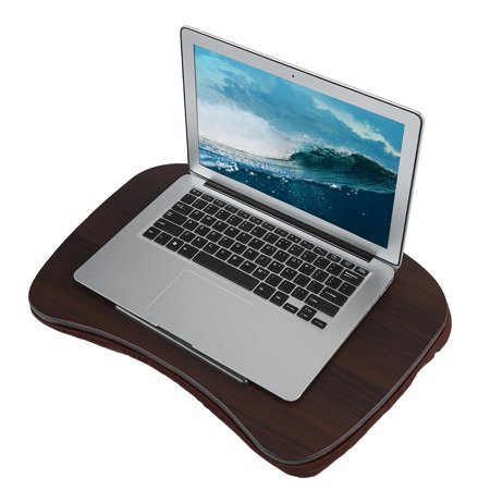 Marvelous Walfront Portable Laptop Lap Desk For Adults Kids Travel Home Office Recliner Lap Desk Pillow Cushion Tablet Notebook Computer Stand Table Up To Interior Design Ideas Truasarkarijobsexamcom
