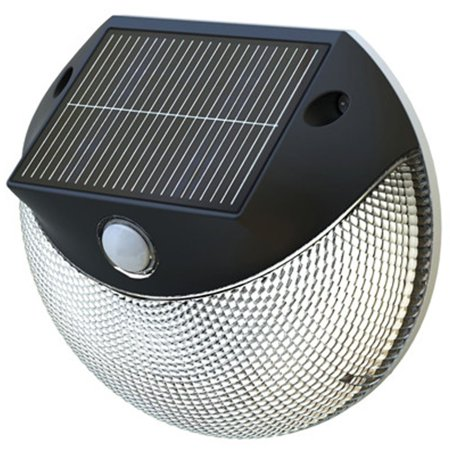 wireless solar motion sensor light by thombo for outdoor use motion activated security light. Black Bedroom Furniture Sets. Home Design Ideas
